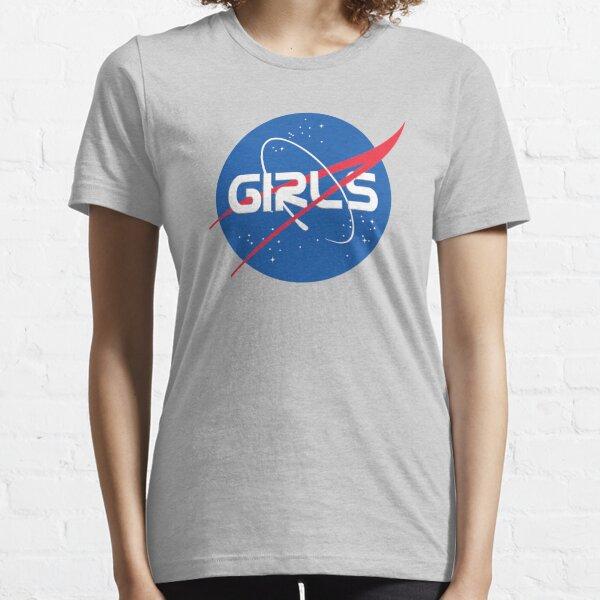 Nasa Girls Essential T-Shirt