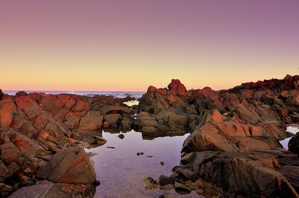 Hastings Point -Twilight 2 by spiritoflife