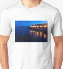 Syracuse, Sicily Blue Hour - Ortygia Evening Mood Unisex T-Shirt