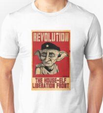 Hauselfen-Befreiungsfront Slim Fit T-Shirt