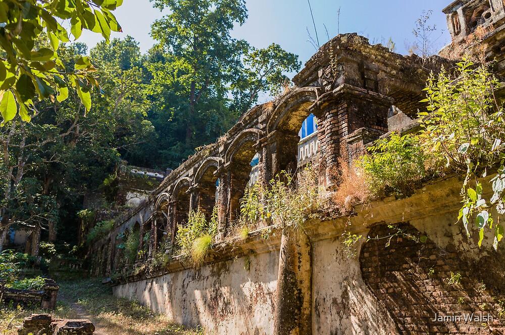Rhanighat Palace by Jamin Walsh