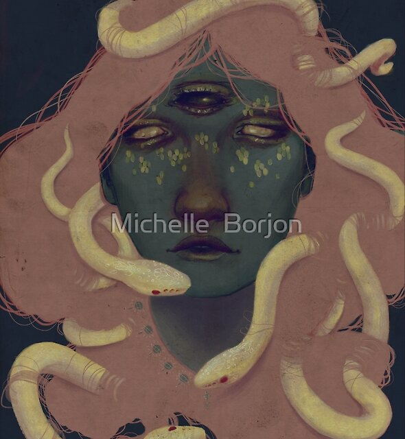 of witches and pets by Michelle  Borjon
