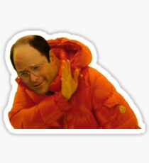 Hotline Costanza Sticker