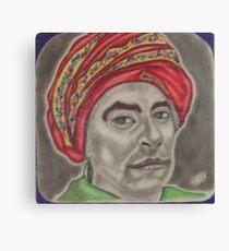 Chief Sequoyah Canvas Print