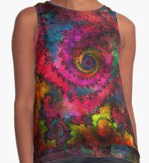 Psychedelic  Universe Contrast Tank