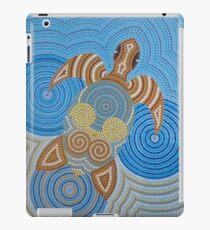 Girambit Naanggu (Saltwater Mother) iPad Case/Skin