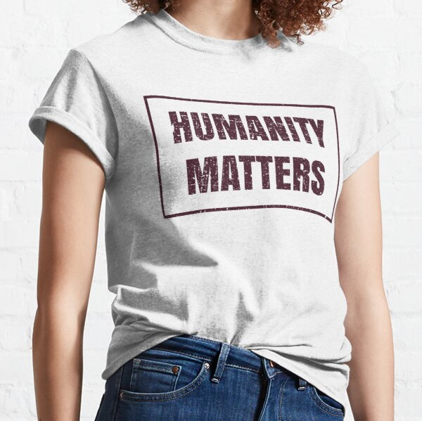 Last Days Of Humanity Classic T-Shirt