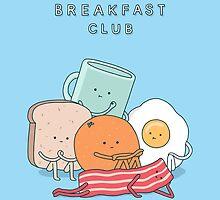The Breakfast Club by Haasbroek