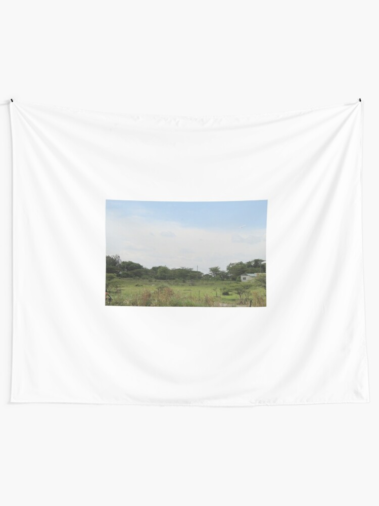 Alternate view of The Taking a Walk Collection Tapestry