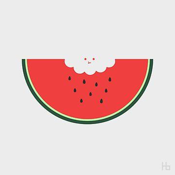 Water Melon by Haasbroek