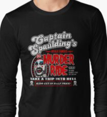 Captain Spaulding Murder Ride T-Shirt
