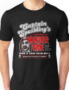 Captain Spaulding Murder Ride Unisex T-Shirt