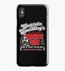 Captain Spaulding Murder Ride iPhone Case