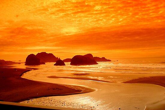 The Beach has my Heart by cruzNphotos