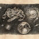 Turtle Universe von AnnaShell