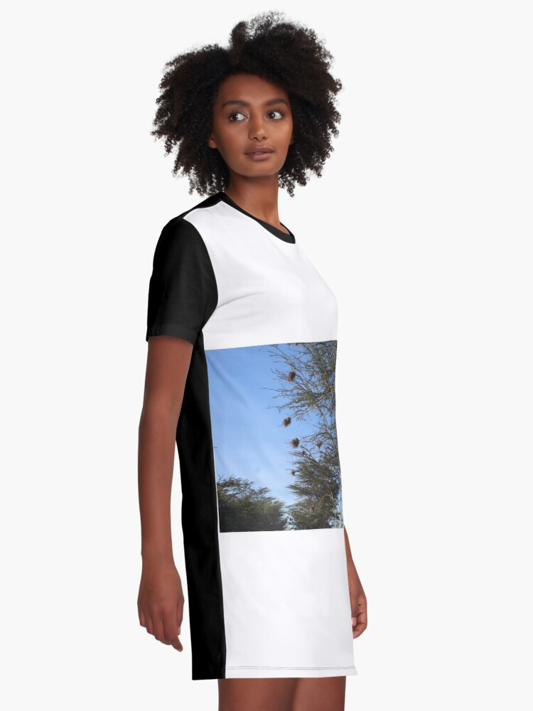 Alternate view of The Nest Collection Graphic T-Shirt Dress