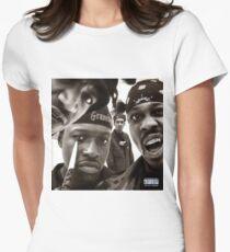 Gravediggaz Women's Fitted T-Shirt