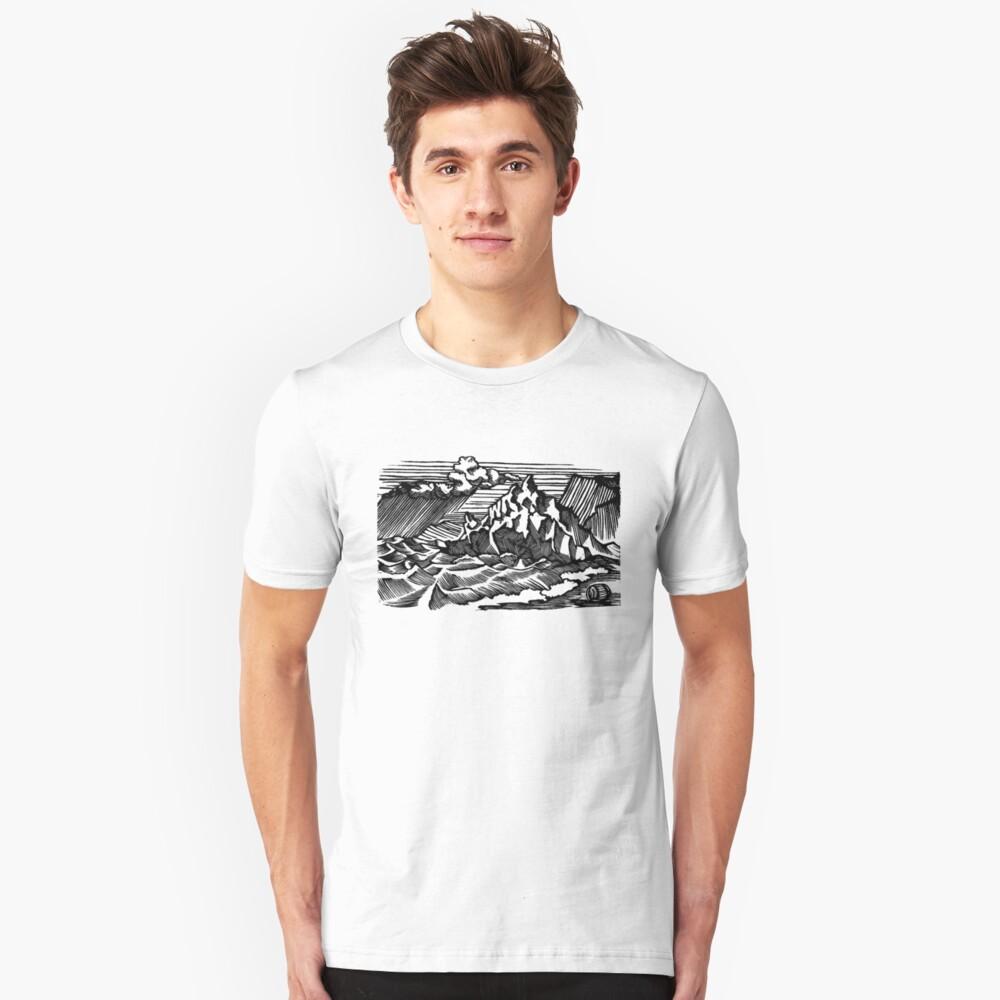 storm Unisex T-Shirt Front