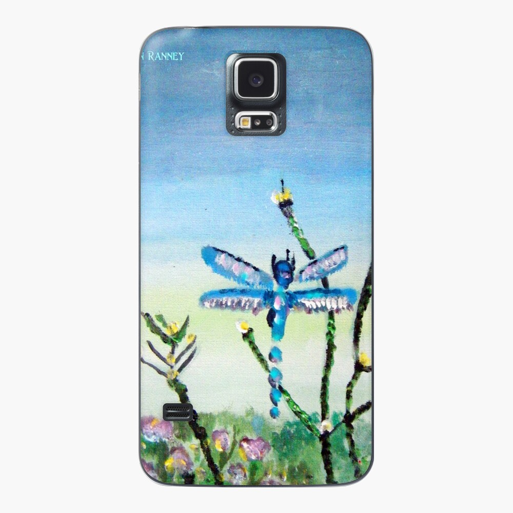Dragon Fly by Colleen Ranney Case & Skin for Samsung Galaxy