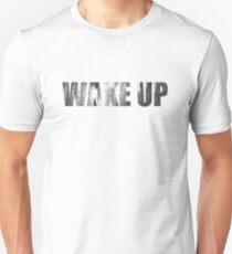 Wake Up (Alan Wake) Unisex T-Shirt