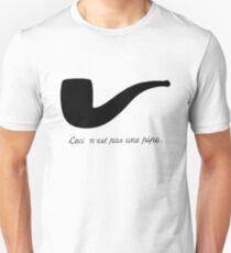 La trahison des images (The Treachery of Images) Unisex T-Shirt