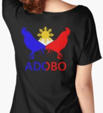 Chicken Adobo Women's Relaxed Fit T-Shirt
