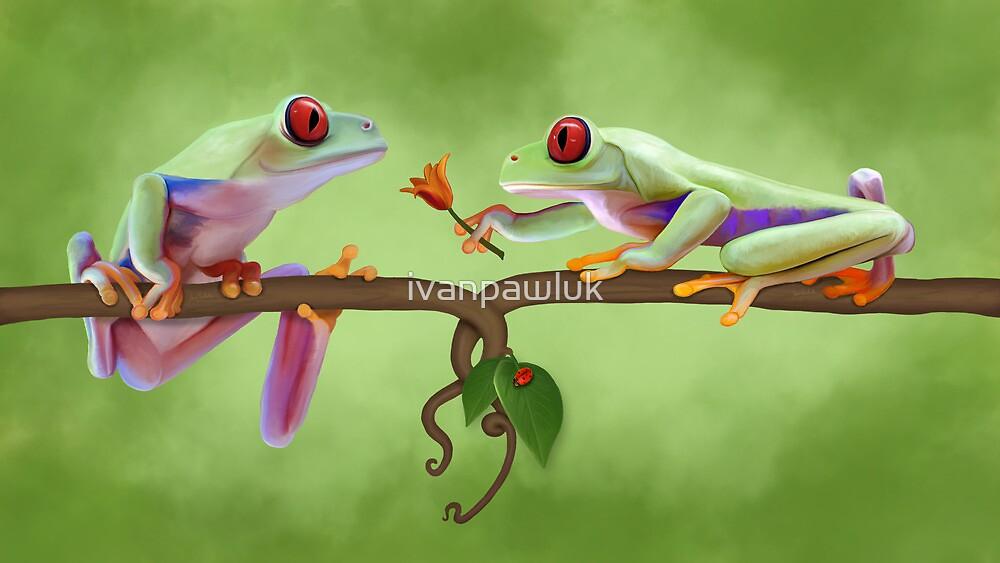 Lovers by ivanpawluk