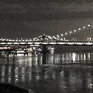 Manhattan Bridge by Engagephotos23