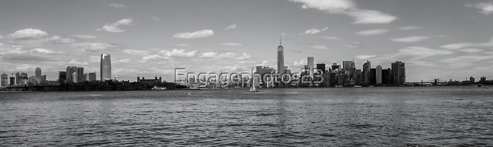 New York by Engagephotos23