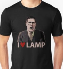Anchorman I Love Lamp Unisex T Shirt