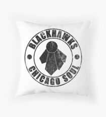 Chicago Soul (Distressed) Throw Pillow