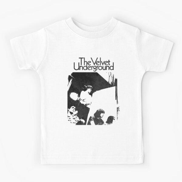 White Heat and Light  Kids T-Shirt