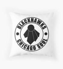Chicago Soul  Throw Pillow