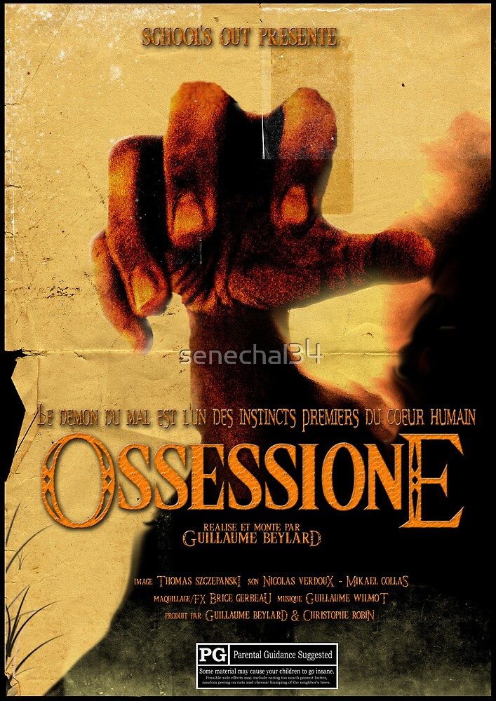 Ossessione Poster of the movie by senechal34