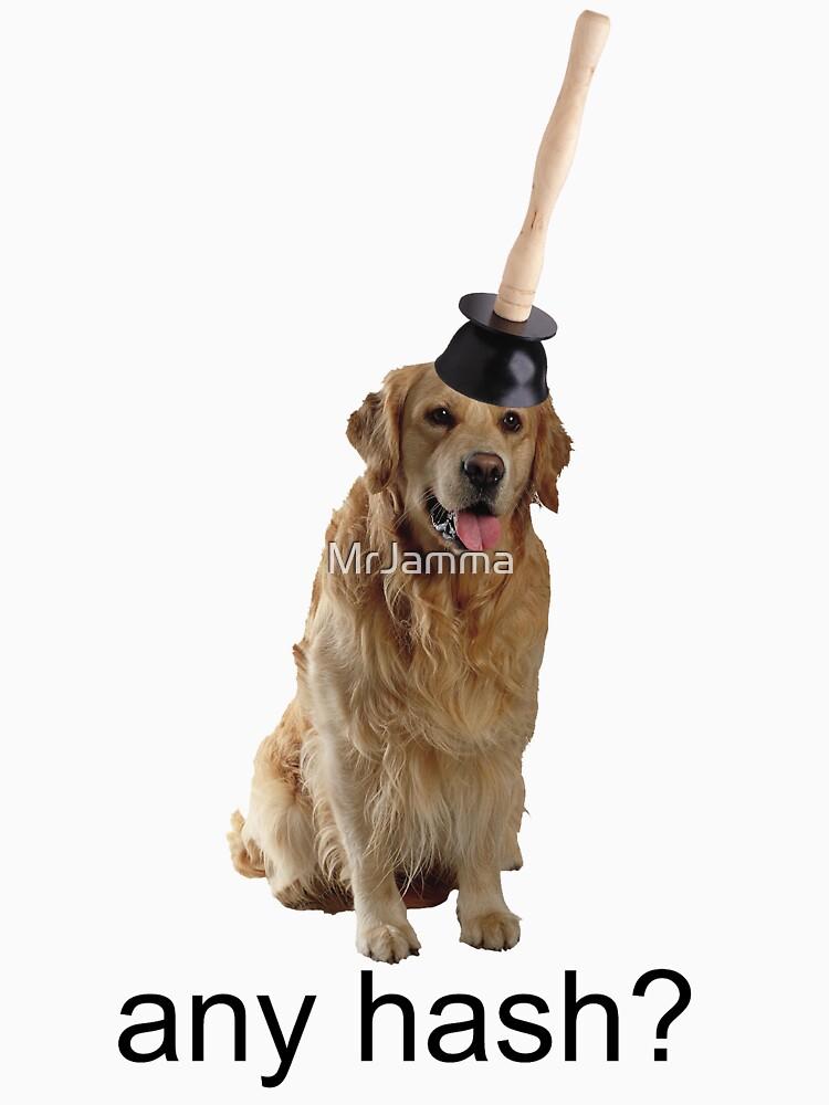 hash dog by MrJamma