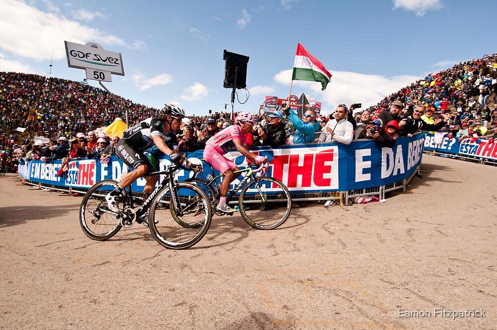 Giro D'Italia by Eamon Fitzpatrick