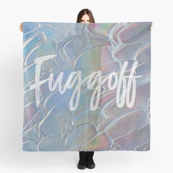 Soft Fuggoff Scarf