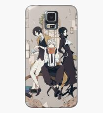 Bungou Stray Dogs Case/Skin for Samsung Galaxy