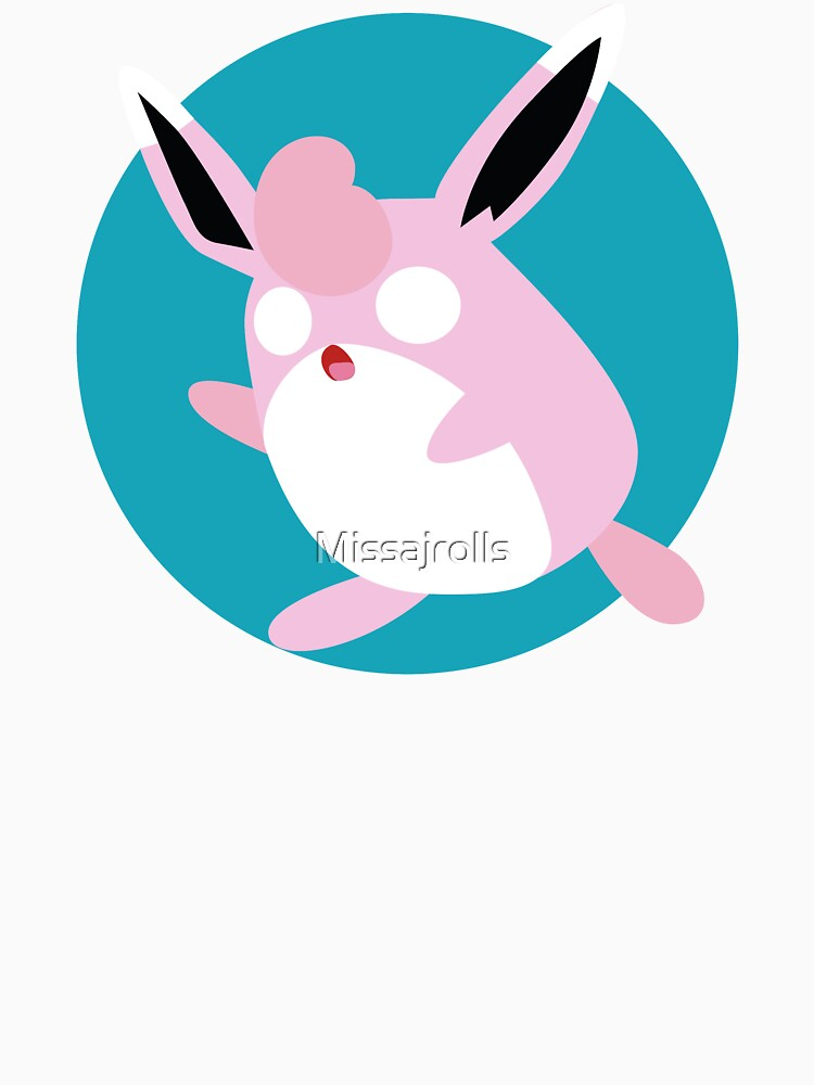 Wigglytuff - Basic by Missajrolls