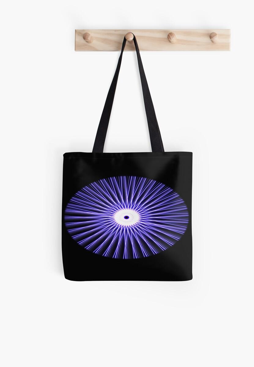 Purple Spinning Wheel by ellemiller