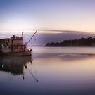 Departure by Dave  Hartley
