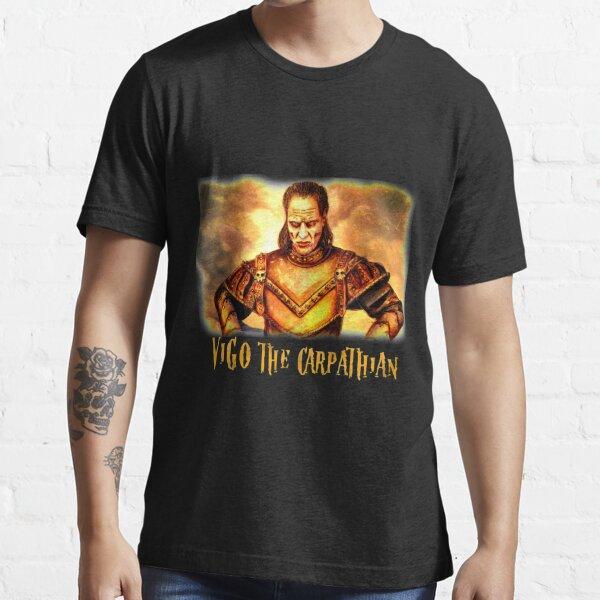 vigo The Carpathian Ghostbusters Essential T-Shirt