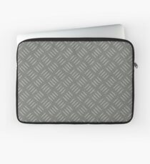 Clean Metal Laptop Sleeve