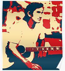 Townes Van Zandt Poster