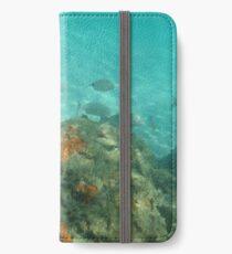 Fisch iPhone Flip-Case/Hülle/Skin