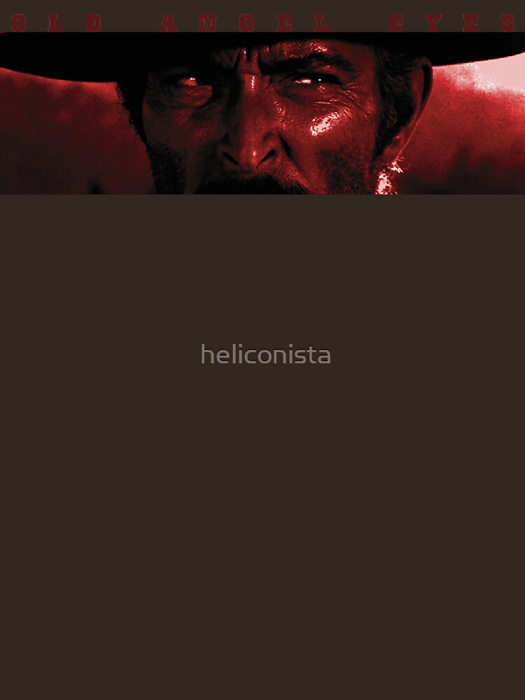 Old Angel Eyes by heliconista