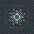 Mandala by dcrownfield