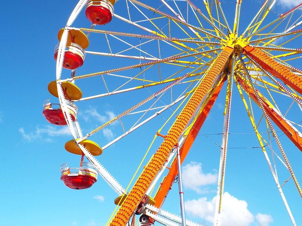 Ferris Wheel by Speesh