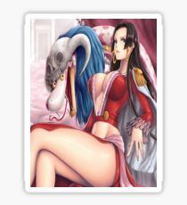 Boa Hancock Sticker