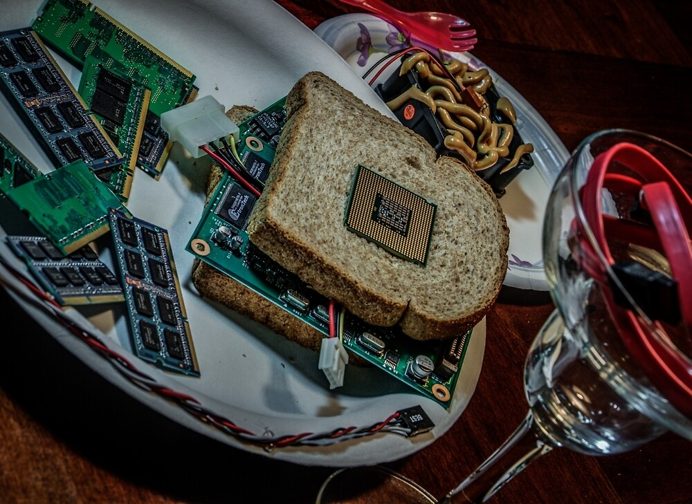Geek OUT TO LUNCH by Randy Turnbow